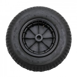 Inflatable wheel Ø400mm AL:25