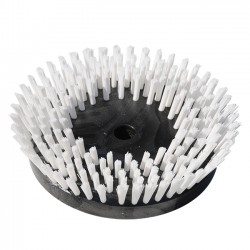 Nylon brush (shampoo) - Ø175