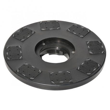 Velcro pad holder - Ø406