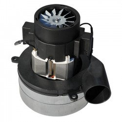 Vacuum motors 24V - Tangential - 2 BY-PASS