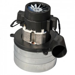 Vacuum motors 36V - Tangential - 3 BY-PASS