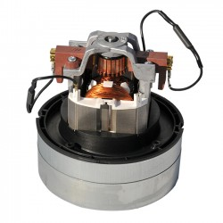 Vacuum motors 120V - Direct (thermal 130°) - 2 stages