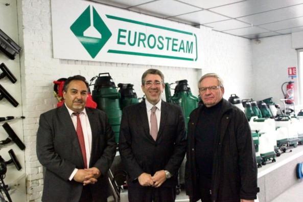 Paris-Normandie.fr : La société Eurosteam du Houlme change de directeur