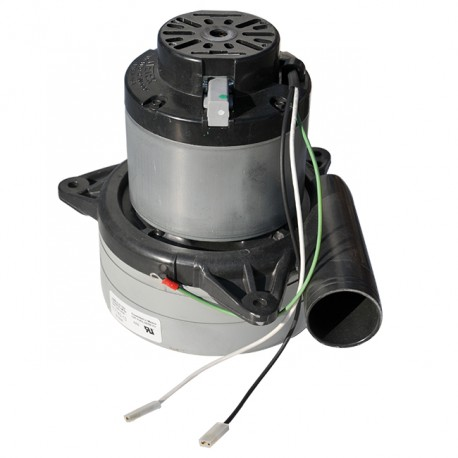 Vacuum motors 230V - Tangential - 3 BY-PASS