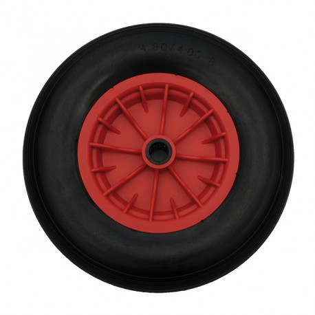 Increvable wheel Ø389mm AL:25