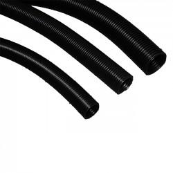 Extensible vacuum hose