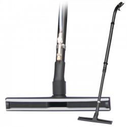 Hard Floor Tools Ø32 (Telescopic Aluminium - Blocks - 370mm - 1 nozzle: Ø1.1)