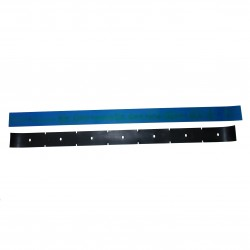 Front-back-rubber blade-TooLav 650 RO-oil resistant