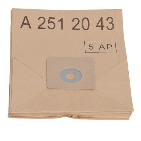 1 Sac Papier 5 L