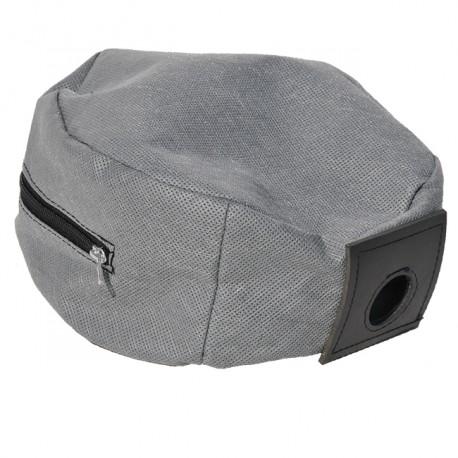 Sac Tissu Fermeture Éclair Lavable 4L