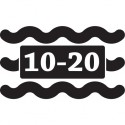 10 - 20 L