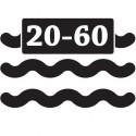 20 - 60L