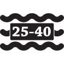 25 - 40 L