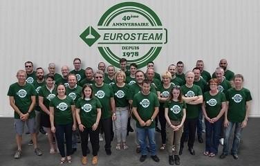 """Services-proprete.fr publie : """"40ème anniversaire pour Eurosteam"""""""