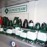 EUROSTEAM, french manufacturer of cleaning machines