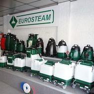 EUROSTEAM, le fabricant français de matériel de nettoyage industriel.